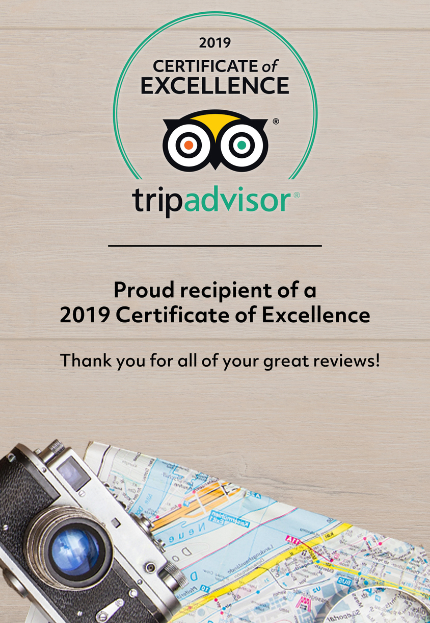 Single Fin Surf School Vietnam is pleased to announce it is a recipient of the 2019 Certificate of Excellence from TripAdvisor.